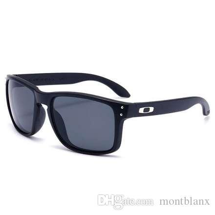 Compre Mosilin Gafas De Sol De Moda Hombres Gafas De Sol Deportivas Hombres  Espejos De Conducción Puntos De Recubrimiento Gafas De Montura Negra Gafas  De ... 3f2f15748f64