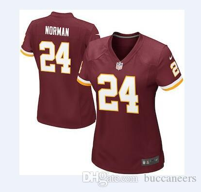 0384eb12a Alex Smith Jersey Josh Norman Derrius Guice Redskins Sean Taylor ...