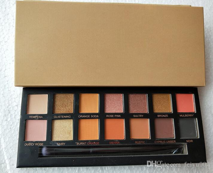 2020 Drop shipping Trucco caldo Tavolozza Brand Brand Eye Shadow Eye i Eyeshadow Palette DHL Shapping libero DHL