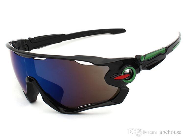 14 цвет велосипед Велоспорт очки UV400 солнцезащитные очки Солнцезащитные очки горные велосипеды Спорт взрывозащищенные очки Солнцезащитные очки