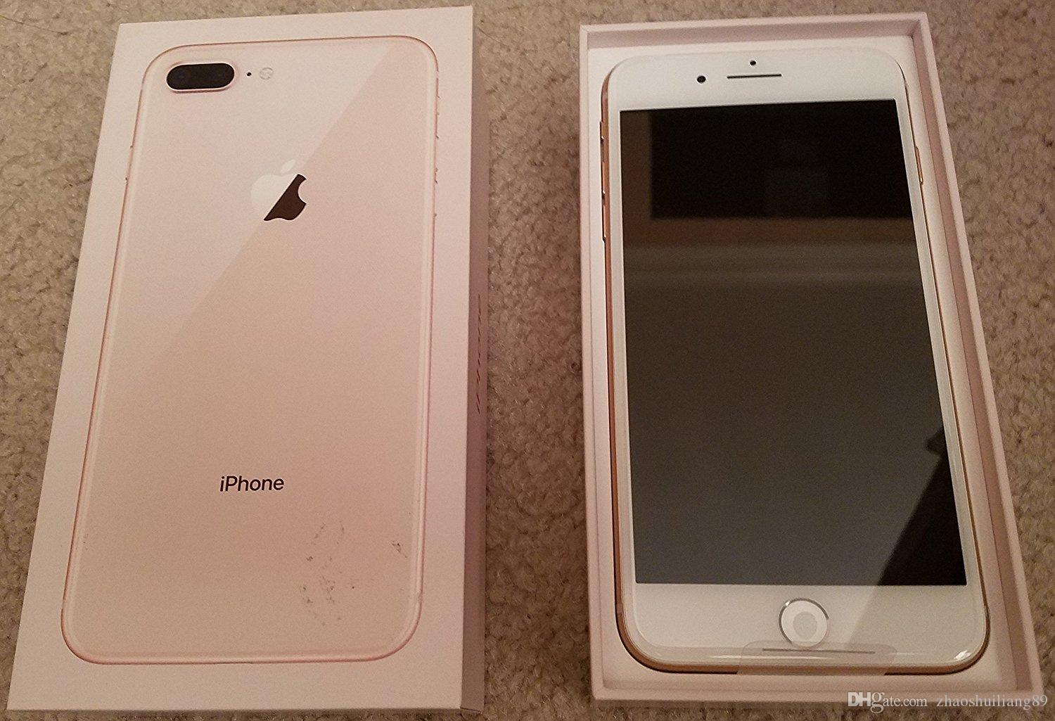 2019 Apple Iphone 8 Plus 256gb Gsm Amp Cdma Unlocked Usa