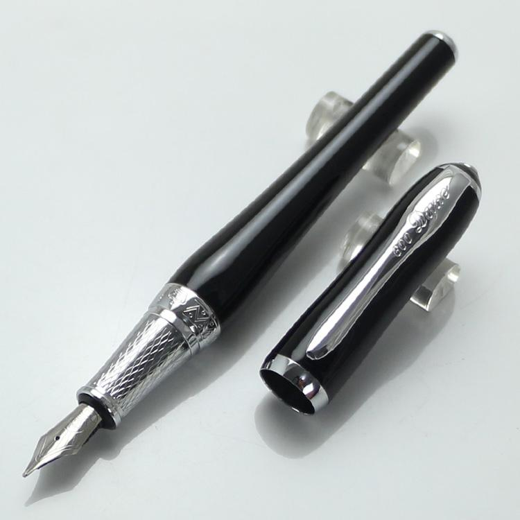 Parker Sonnet Red Gold Clip Ballpoint Pen 0.5mm Nib Office Student Stationery