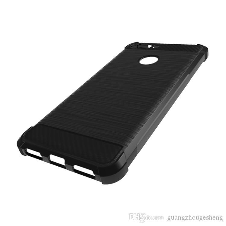 Trending Items Shockproof Soft TPU Back Cover Case For Asus ZenFone 4 Selfie Pro ZD552KL / ZenFone Max Plus M1 ZB570TL