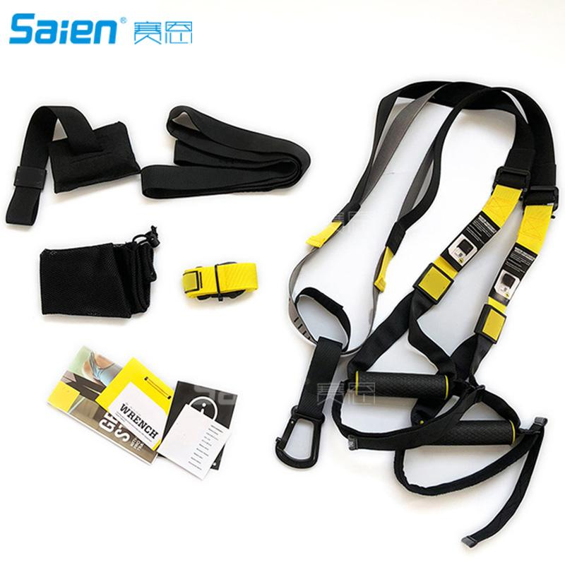 076a79ac8c Bodyweight Fitness Resistance Trainer Kit With Training Straps For Door