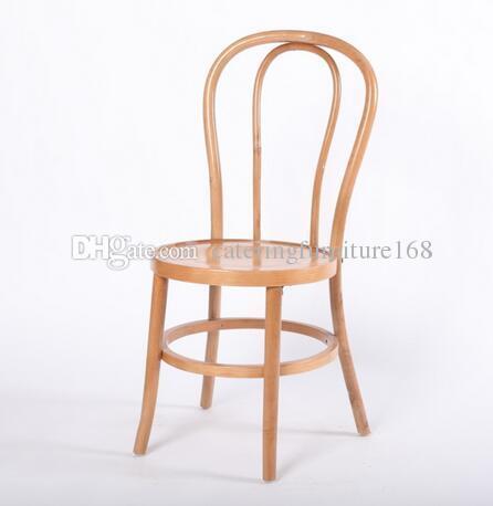 precio de fábrica al por mayor bentwood comedor silla thonet para eventos