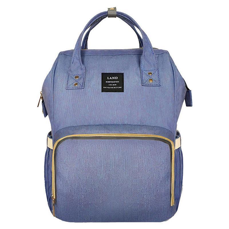 387397413198b Großhandel LAND Baby Tasche Mode Wickeltaschen Große Wickeltasche Rucksack  Baby Organizer Mutterschaft Taschen Für Mutter Handtasche Windel Rucksack    Von ...