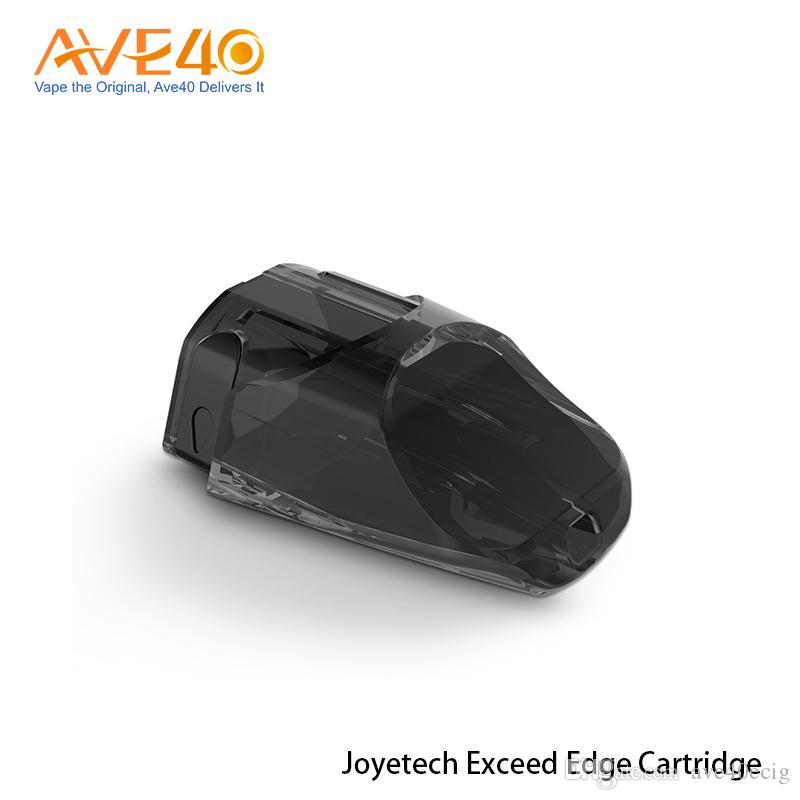 5 stücke Joyetech Exceed Edge Patrone 2 ml für Exceed Edge starter kit Hochwertige Elektronische Zigarette Ersatzteil 100% Original