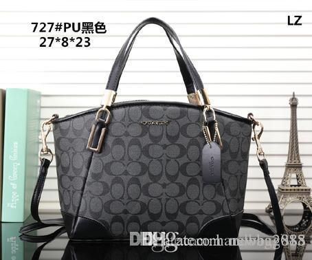 9309481d424 2018 New Women Bags Designer PU Leather Handbags Famous Brand Backpack  Ladies Shoulder Bag Fashion Tote Purse Wallets C727  Mk Online with   34.29 Piece on ...
