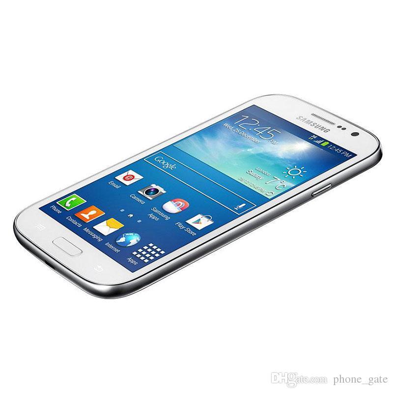 Refurbished Samsung GALAXY Grand DUOS I9082 WCDMA 3G WIFI GPS Unlock Dual Micro Sim Card 5inch 1GB/8GB 8MP/2MP Camera Smartphones