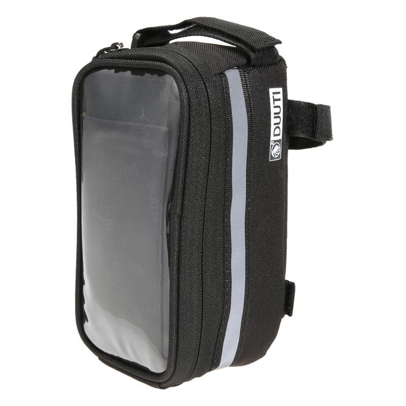 Waterproof Touch Screen Bike Bag Front Frame Top Cell Phone Case Mobile Phone Bag for iPhone 5 5S 6 7 SE