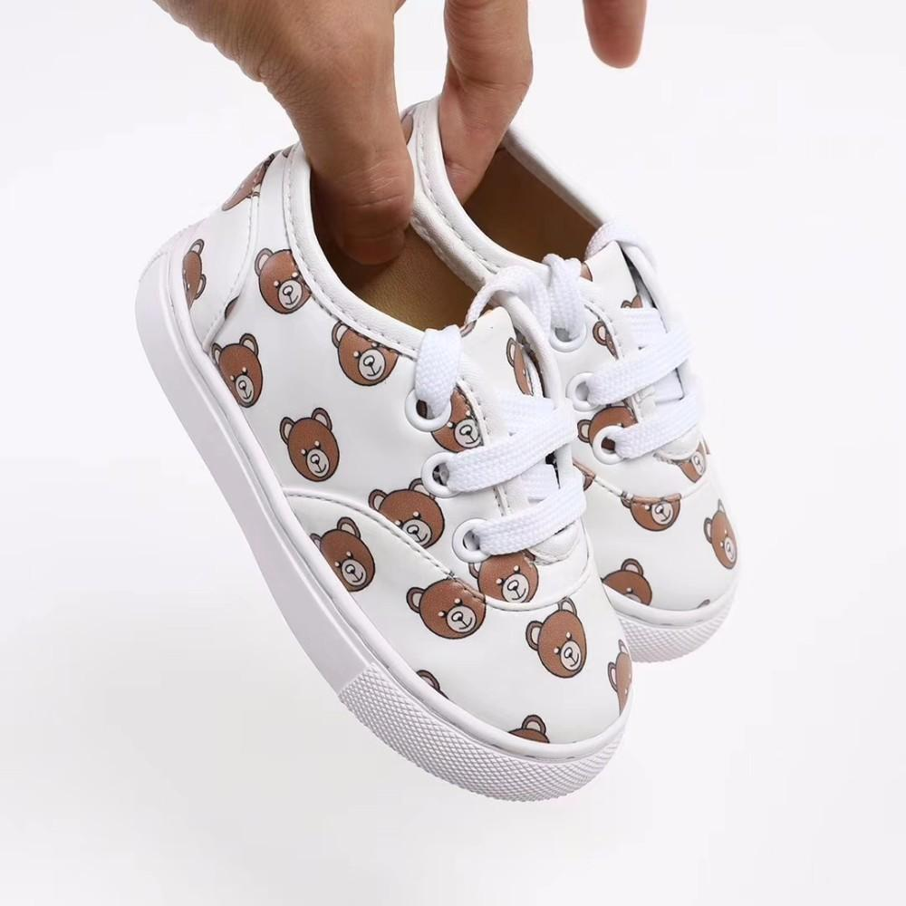 Many Patterns Start Heads Shoes A Baby Kids Sneakers And Panda Toddler Girls Of Comfortable lFK13TJc