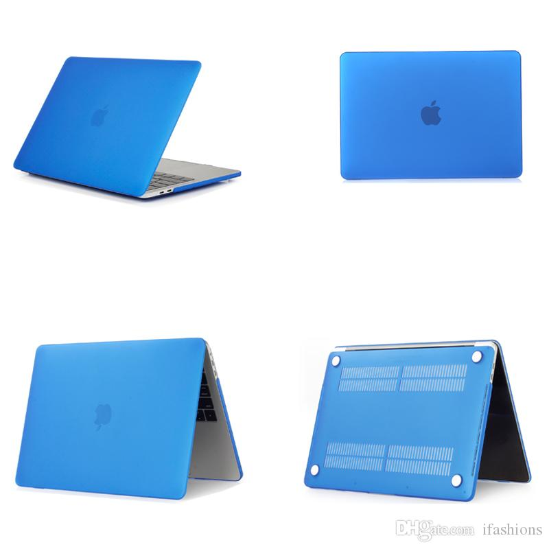 Royal Blue color matte case for macbook air 11.6, retina 12, air 13 ...