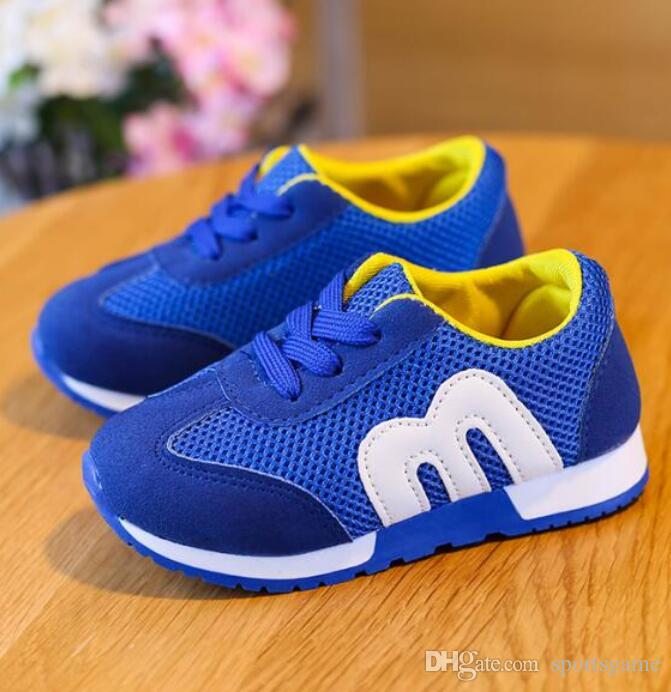 98a57e3ff040 Top Selling Children Shoes Boys And Girls Fashion Sports Casual ...