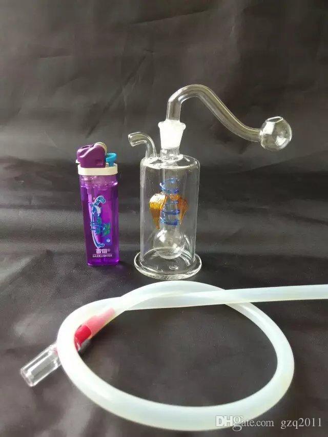 Su camı Snuff Şişe Sukabağı Toptan Cam bonglar Yağ Brülör Cam Su Boruları Serbest Sigara Petrol Sondaj
