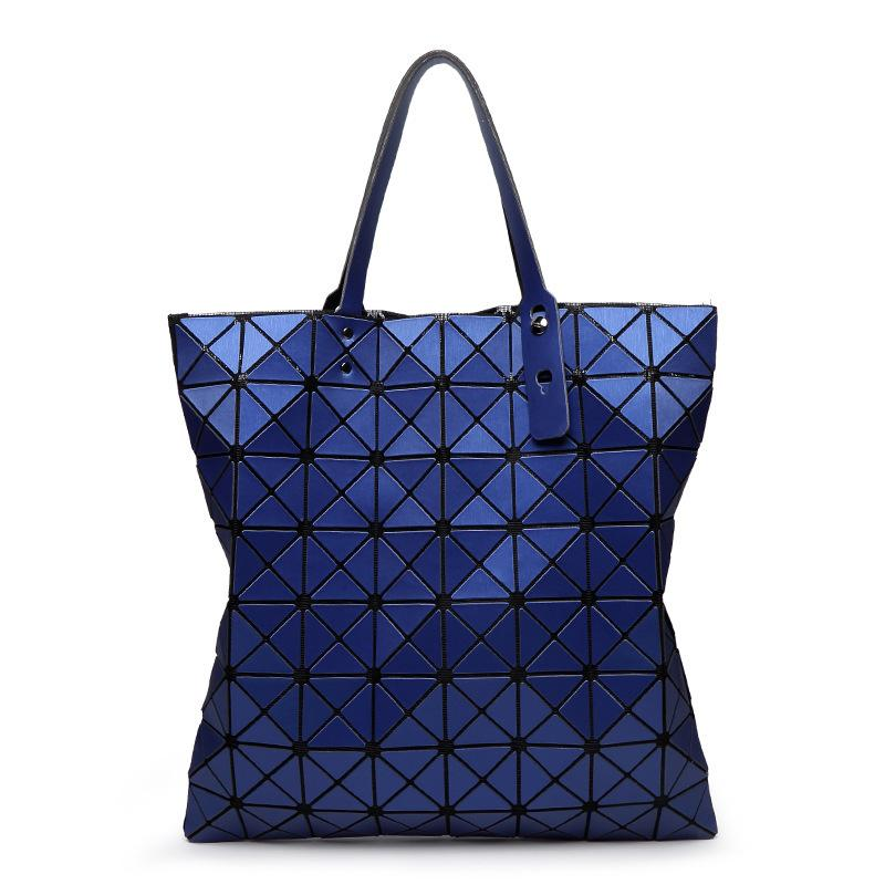 ac68caf3aa YUTUO Hot Sale Matte Finish Folding Handbag Women Handbags Fashion Casual  Tote Fashion Women Tote Mochila Bao Y18102203 Handbag Wholesale Womens Bags  From ...