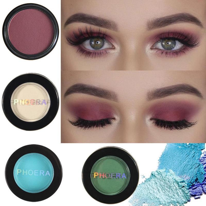 Beauty Essentials Nice 2019 Women Shining Glitter Eyeshadow Makeup Maquaigem 15 Color Eyeshadow Fashion Eye Shadow Cosmetics Party Show Woman