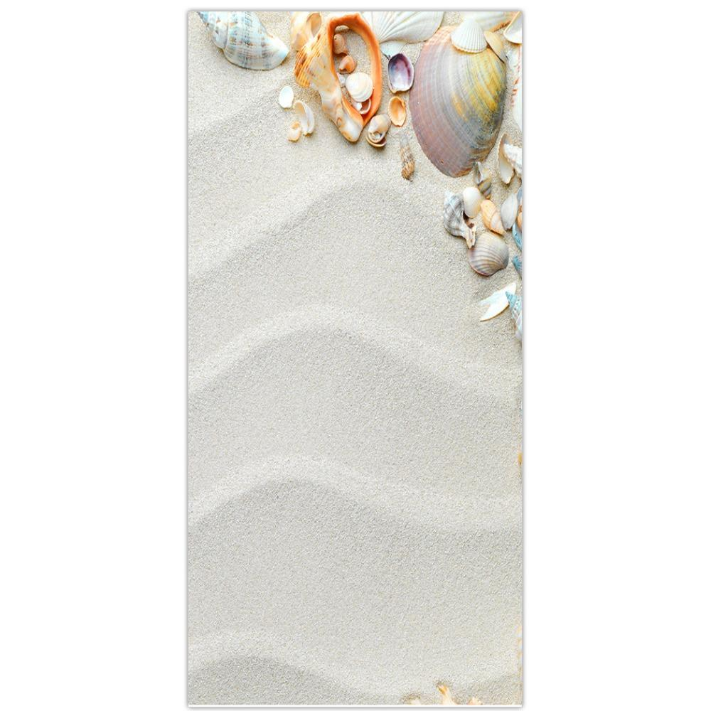 Modern Design Polyester Beach Towel Bath Towel Summer Style Beach ...
