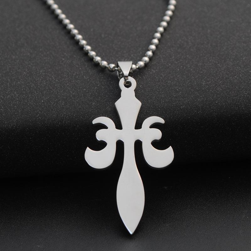 Wholesale orthodox cross pendant necklace christian symbol byzantine wholesale orthodox cross pendant necklace christian symbol byzantine cross necklace russian cross emblem suppedaneum name pendant necklace necklace pendants aloadofball Image collections