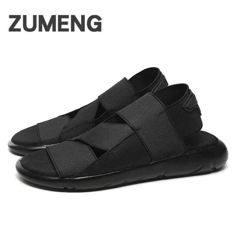 Sandalias Para Verano Compre Elástica Tela Hombre Xerowcdb dCxorBeWQ