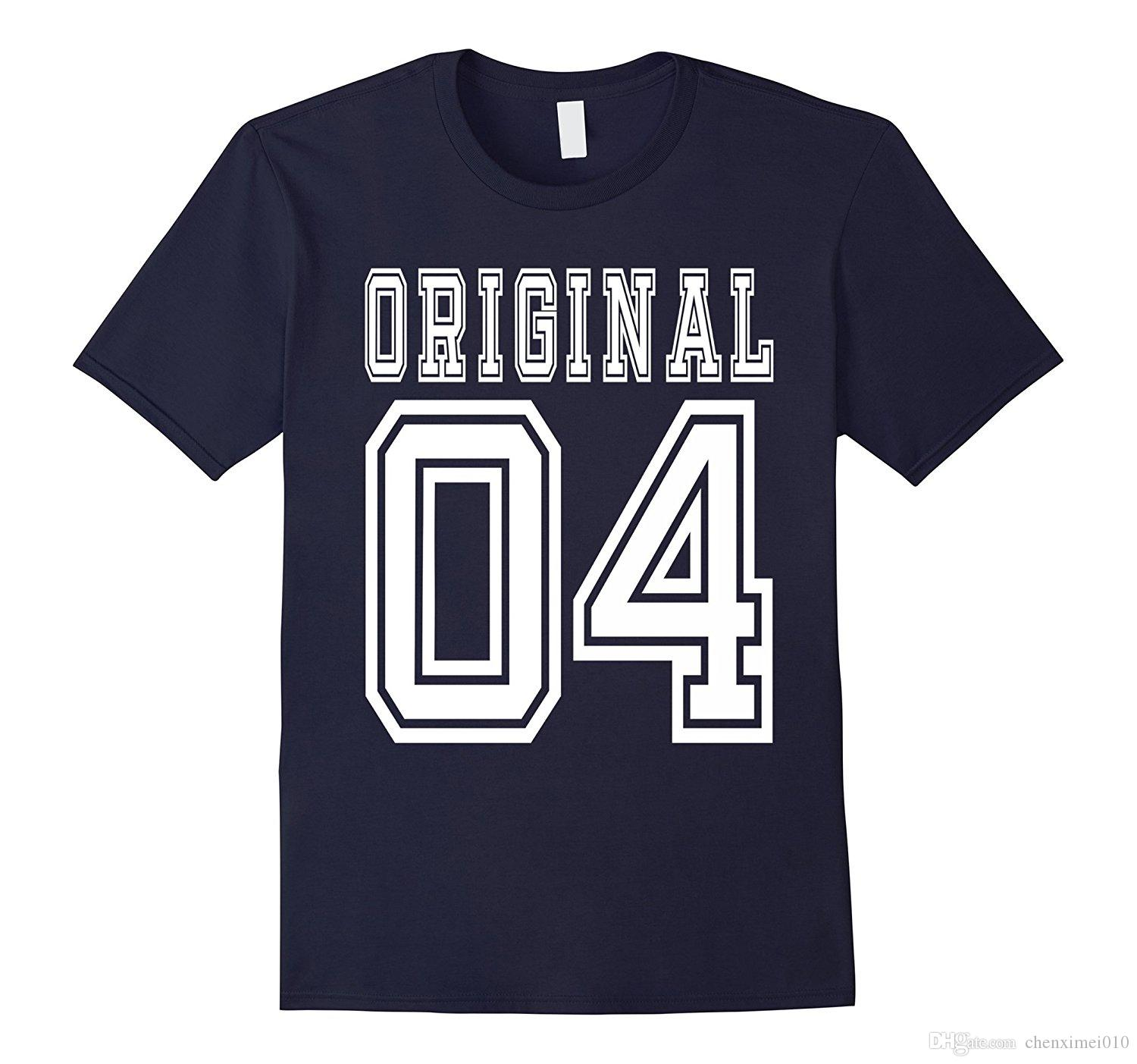 2004 T Shirt 13th Birthday Gift 13 Year Old Boy Girl B Day Buy Shirts Online Funny Tee From Chenximei010 1421