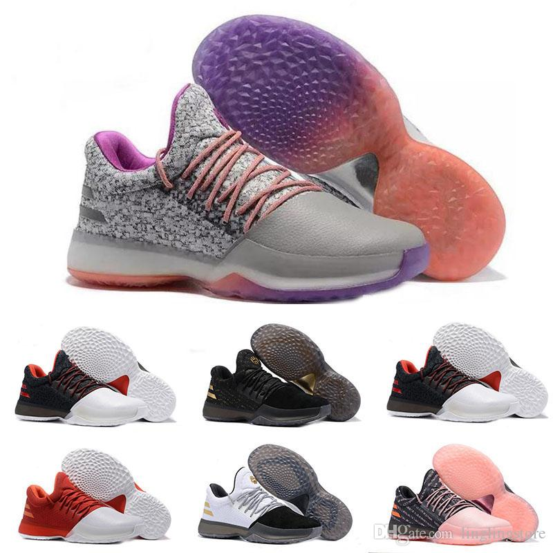 2932397c5411 James Harden Vol.1 Men Basketball Shoes Top Quality Vp Running Shoes ...