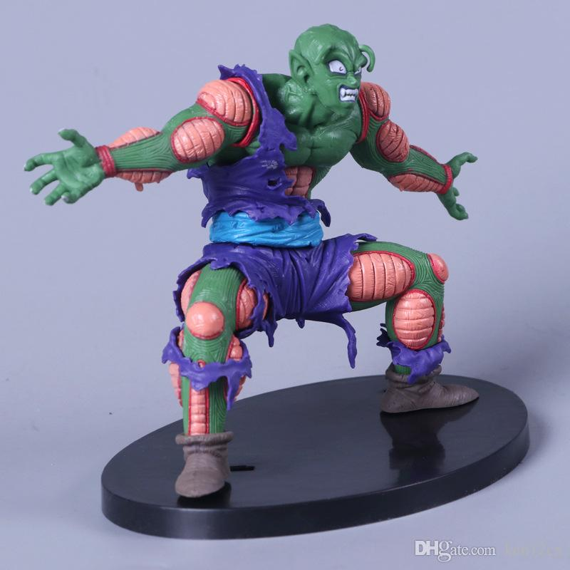"Original Scultures Colosseum BIG Zoukei Tenkaichi Budoukai 7 Vol.6 Collection Figure - Piccolo from ""Dragon Ball Z"""