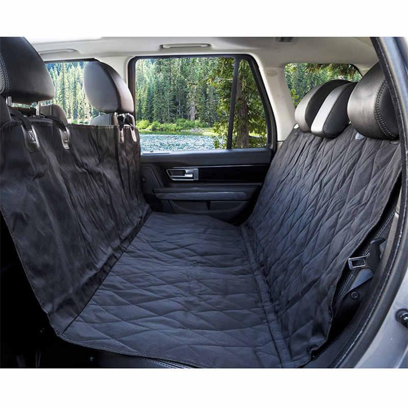 2018 Waterproof Pet Seat Cover 600D Oxford Non Slip Dog Car Rear Back Seats Hammock Of Pets Travel Accessories From Nanfang2016