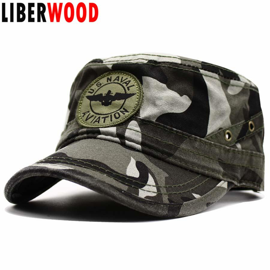 LIBERWOOD U.S. Navy Naval Aviation Ball Cap Baseball Cap Hat Pilot Wings Hat  Cotton Flat Top Men Women Tactical Cahat Mens Hats Baseball Cap From Saucy 313b692a8a1