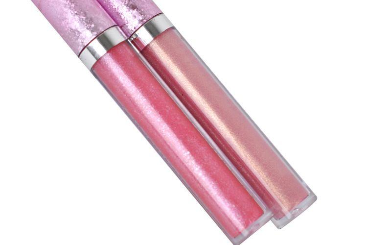 New Atacado HANDAIYAN Diamante Brilhante Ryukin Pearly-lustre de Longa Duração Batons 6 Cores Shimmer Lip Cosmetics LIP STICK