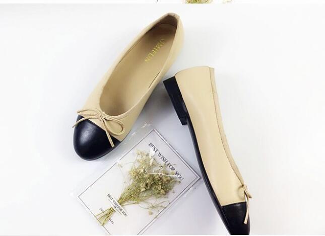 Mulheres ballet flats top qualidade nobre elegante luxo sexy Couro Genuíno clássico bonito senhoras simples partido sapatos casuais