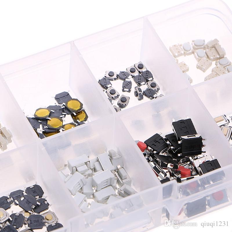 10 Arten Tactile Push B/ Autoschlüssel Funkschlüssel Taste Mikroschalter Für Hyunda Kia VW Toyota Buick