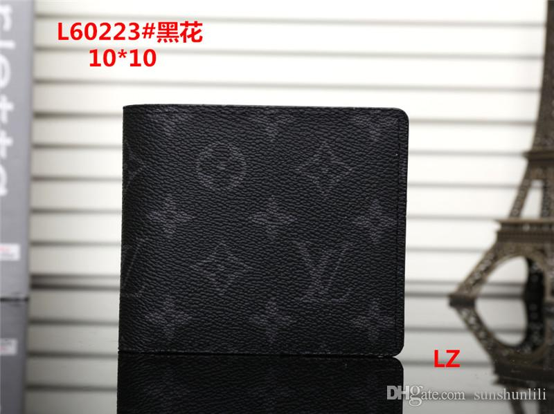 2b213911e287e1 2018 Mens Brand Wallet Leather With Wallets For Men Purse Snake Tiger Bee Wallet  Men Wallet 01 Ladies Wallets Best Wallets From Sunshunlili, $9.02| DHgate.