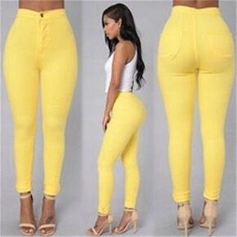 Keaiyouhuo Frauen Hosen 2017 Beiläufige Elastische Capri Hosen Frauen Hosen Hohe Taille Bleistift Dünne Hose Plus Größe 3XL Frauen Kleidung