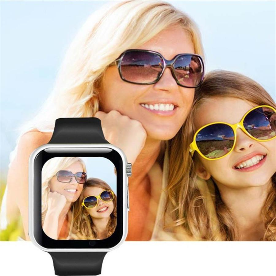 A1 Smart Watch Bluetooth Watches Low Price Wearable Men Women Smart Wristband Mobile with Camera for Android ios phone
