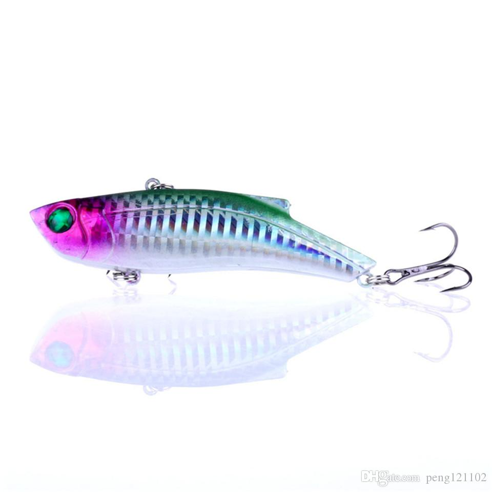 wholesale Quality Fishing Lures 9cm/28g VIB bait Artificial Make Available Bass Crankbait Wobblers Fishing Tackle Pesca