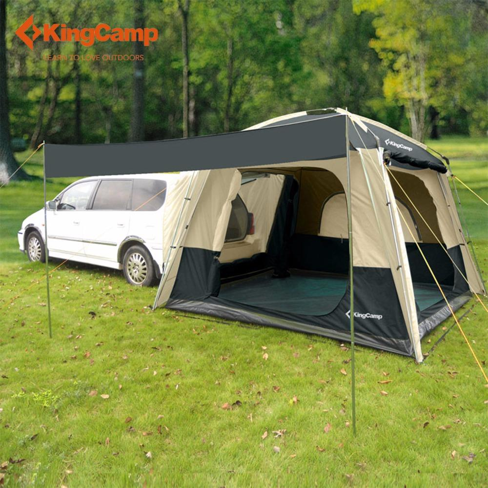 Wholesale Kingc& New Melfi Multi Purpose 5 Person 4 Season Suv Tent For C&ing Self Driving Traveling Tent Outdoor Tent Car C&ing Large Tents For Sale ... & Wholesale Kingcamp New Melfi Multi Purpose 5 Person 4 Season Suv ...
