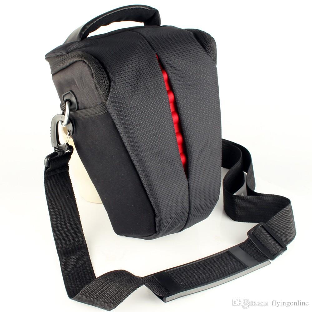 Fottos DSLR Camera Bag Case For Nikon D3400 D5500 D5300 D5200 D5100 D5000  D3200 for Canon EOS 750D 200D 1200D 1300D 700D 600D