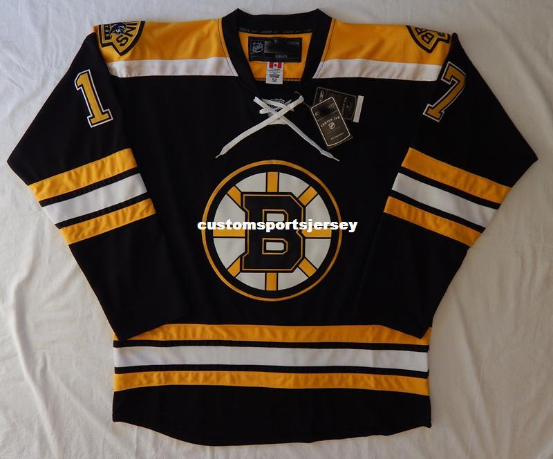 6eaec3d0d ... where can i buy 2019 cheap custom ccm boston bruins 17 milan lucic  jerseys stitched mens