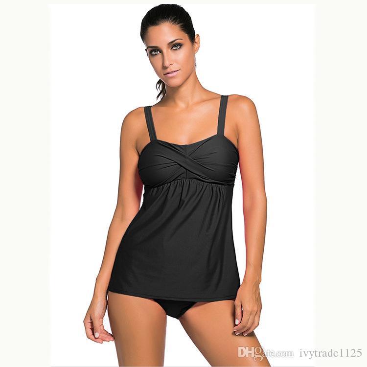 Las nuevas llegadas de bikini verano playa traje de baño mujeres bikini dama de calidad superior CALIENTE Delgado traje de baño inferior es