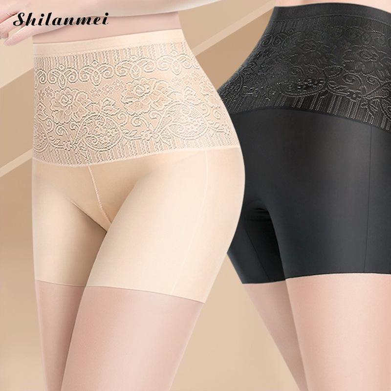 Boxer Weiß Nahtlose Schwarz Weibliche Unter Hosen Sicherheit Panties Unterwäsche Boyshorts Kurze Röcke Für Frauen Casual 5RLc4Aq3j