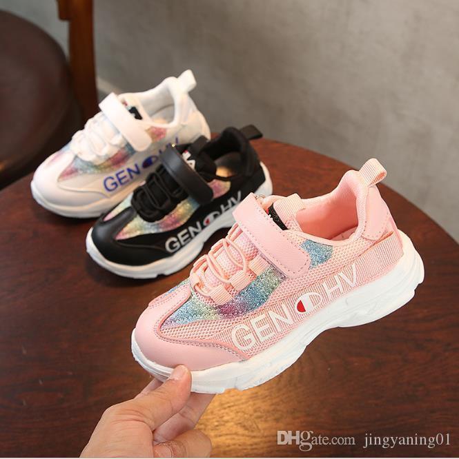 Pour Chaussure En Enfants Nouilles Blanc Fille Meilleure Vente Nouveaux Loisirs Cuir Garçon Enfant Sports D'été Net Chaussures De rBodxeWC