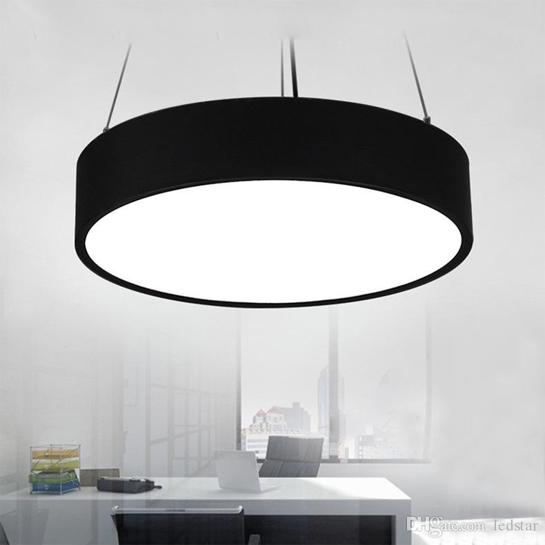 Commercial Kitchen Ceiling Lights: 72W Led Pendant Lamps Modern Minimalism Led Hanging Lights