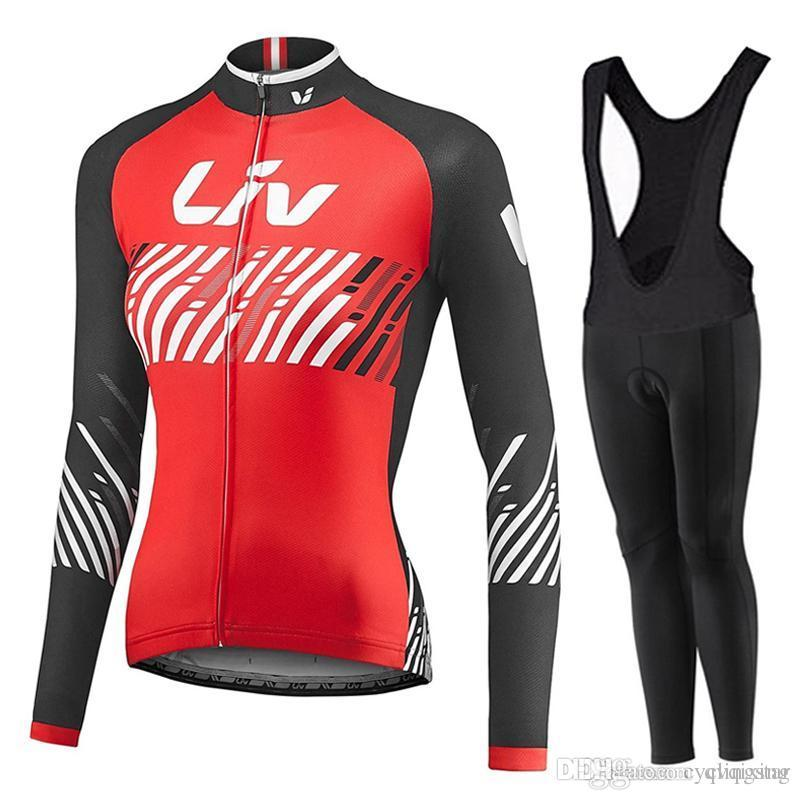 New Arrival 12 Styles Liv Cycling Jersey Set Lycra Fabric Ropa ... 78c45ce68