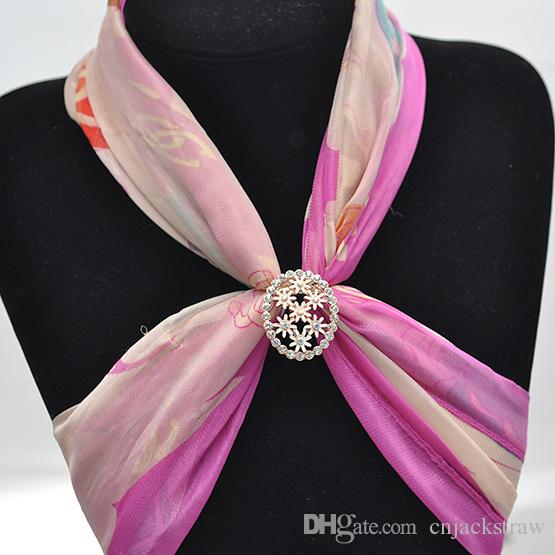2018 Real Rushed The Hunger Games New!Fashion Jewelry High Quality Brand Butterfly Scarf Clips Brooch For Women