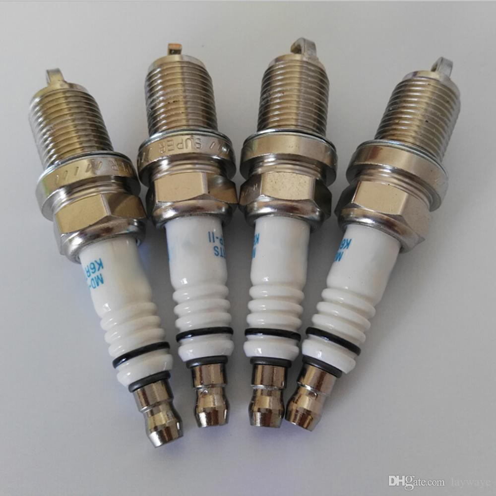 iridium platine bougie bougies de voiture pour volkswagen tiguan polo golf  touareg golf7 1.4t 1.6l 1.8t 2.0l moteur allumage