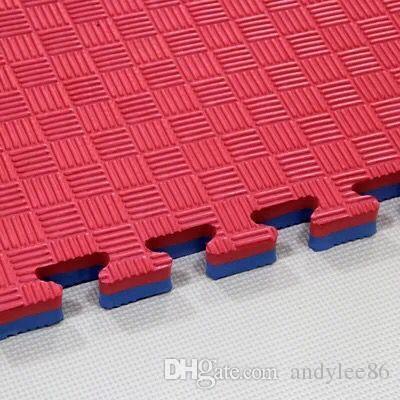 b1e13808678 Compre Artes Marciales Taekwondo Usado Lucha Tatami Puzzle EVA Espuma GYM  Mats For Sale A  12.07 Del Andylee86