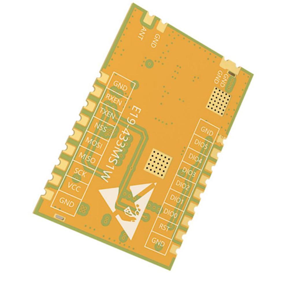SX1278 SX1276 Wireless module LoRa spread spectrum SPI frequency hopping  433MHZ 868MHZ 915MHZ DISTANCE 5KM 10KM