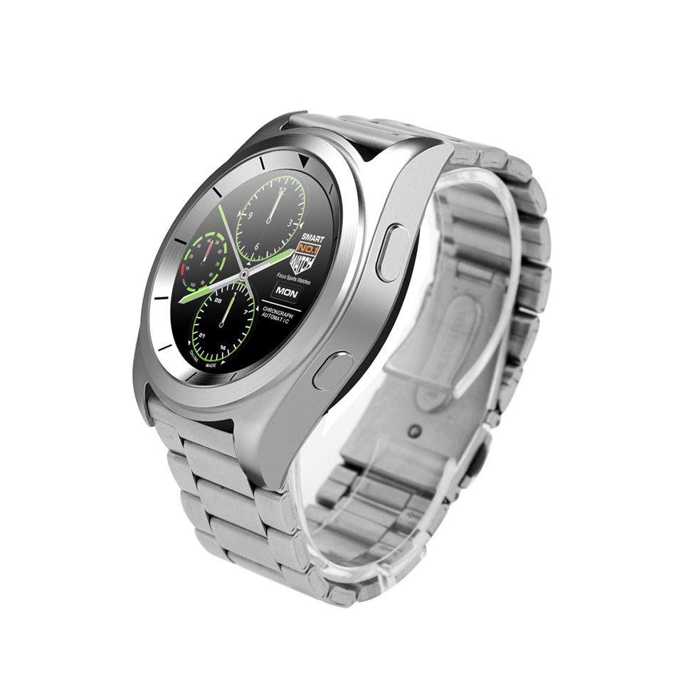 6a859b313b53 Brazalete Inteligente Multifunción Reloj Inteligente NB3 Relojes Pulsera  Android Buletooth Deporte Teléfono Inteligente Soporte MP3 Llamada  Telefónica Móvil ...