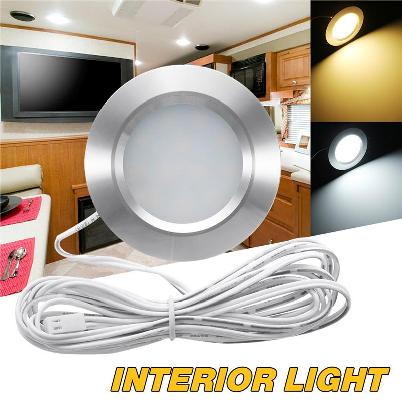 2019 LED Interior Wall Dome Light Universal For Home Car Reading Lamp LED  Ceiling Lamp Spot Light For Caravan,Bus,Boat From Biaiju, $37.89 |  DHgate.Com