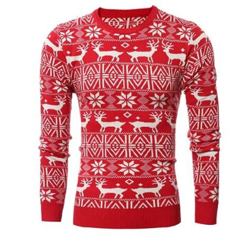 2018 tang cool 2018 new winter mens thick fashion warm christmas sweater with deer print casual pullovers sweaters from beenlo 3387 dhgatecom